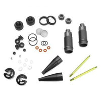 TKR6152 – Full Option Shock Kit (122mm, no springs, no pistons)