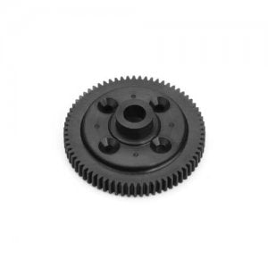 TKR6670 – Spur Gear (70t, 48pitch, composite, black, EB410)