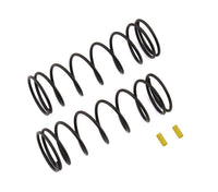 TEAM ASSOCIATED - FRONT SPRINGS V2, YELLOW, 5.7 LB/IN, L70, FOR RC8B3.1 & RC8B3.1E
