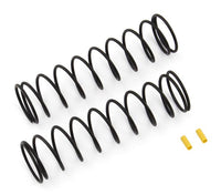 TEAM ASSOCIATED - REAR SPRINGS V2, YELLOW, 4.4 LB/IN, L86, FOR RC8B3.1 & RC8B3.1E