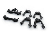 CARISMA - FRONT/REAR BUMPER MOUNTS AND SHOCK HOOPS MOUNTS: SCA-1E