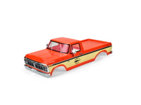 Carisma - 1976 F-150 Painted Body Set: SCA-1E (324mm)