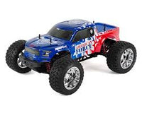 CEN RACING - REEPER AMERICAN FORCE EDITION MEGA MONSTER TRUCK 1/7 RTR
