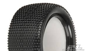 "Hole Shot T 2.2"" M3 (Soft) Off-Road Truck Rear Tires for 2.2"" Rear Truck Wheels"