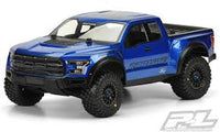 Pre-Painted / Pre-Cut 2017 Ford F-150 Raptor True Scale Body (Blue)