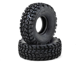 2.2 Voodoo U4 (2 tires, foams not included)