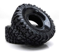 PIT BULL TIRES - 2.2 ROCK BEAST II SCALE CRAWLER W/KOMP KOMPOUND