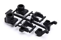 PR Racing Caster Block, Rear Hub & Steering Spindle Bundle Pack
