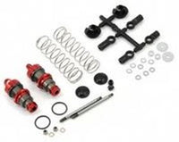 PR Racing Complete Rear Shock Set