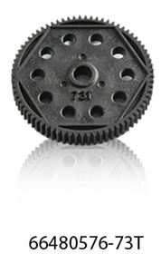 PR Racing Low Friction Spur Gear (73T)