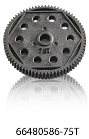 PR Racing Low Friction Spur Gear (75T)