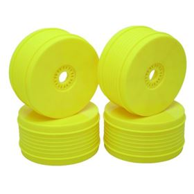 Procircuit PCX 1/8 Buggy Wheel (Yellow) (4pcs)