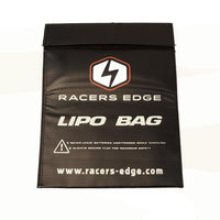 RACERS EDGE - LIPO BATTERY CHARGING SAFETY SACK (300MMX220MM)