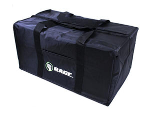 RAGE R/C - RAGE R/C GEAR BAG-LARGE; BLACK