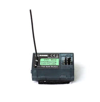 Rage RC - 2.4Ghz 2-Channel Receiver: Black Marlin Brushless & SC700BL