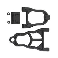 RPM - HPI Baja 5SC, 5B & 5T Black Front Upper & Lower A-arms