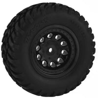 RPM - BLACK REVOLVER WHEELS SLASH, NITRO SLASH
