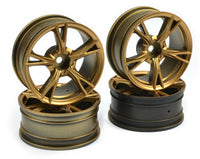 CARISMA - Gold Wheels, for Lotus Exige V6 Cup R M40S, 4pcs