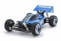 TAMIYA - 1/10 RC NEO SCORCHER BLUE METALLIC (TT-02B) BUGGY KIT