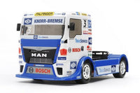 TAMIYA - TEAM HAHN RACING MAN TGS TT01 TYPE E 1/10 ON-ROAD KIT