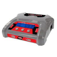 VENOM RACING - VENOM 50W DUAL OUTPUT AC/DC 6 AMP 3S X2 LIPO AND LIFE RC BATTERY BALANCE CHARGER