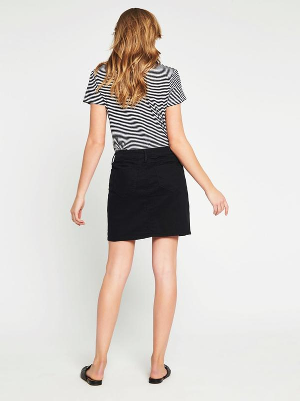 Mavi Alice Skirt, Black