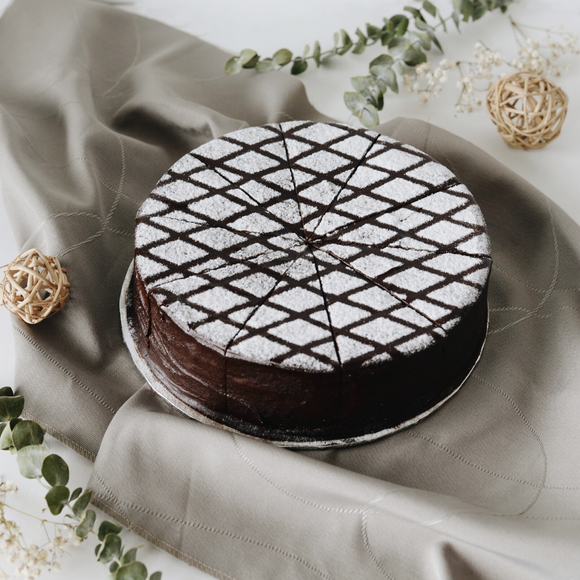 Royal Chocolate Truffle Cake