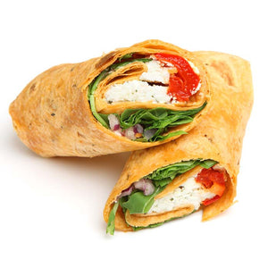 Sundried Tomato Chicken Wrap (6 pieces)