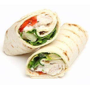 Turkey Tomato Herb Wrap (6 pieces)
