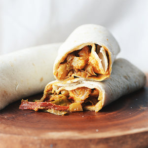Vegetarian Cilantro Wrap (6 pieces)