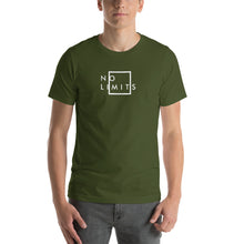 No limits Short-Sleeve Unisex T-Shirt
