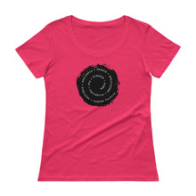 Wow Ladies' Scoopneck T-Shirt