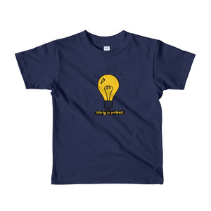 Smarty in progress Short sleeve kids t-shirt