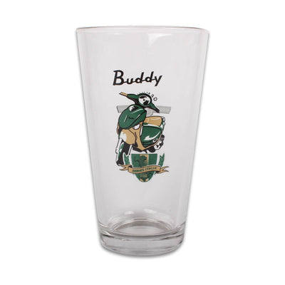 Buddy Italia Pint Glass