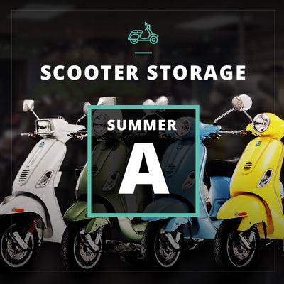 Summer A Scooter Storage