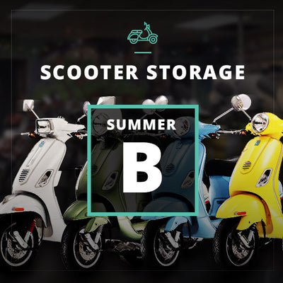 Summer B Scooter Storage