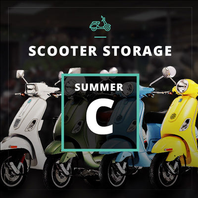 Summer C Scooter Storage