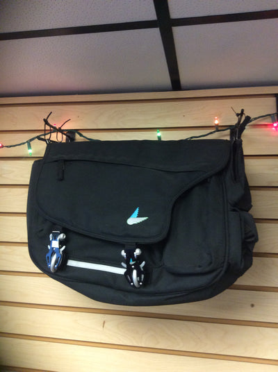 Innovative Soft Storage Messenger Bag
