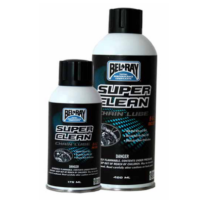 Bel Ray Super Clean Chain Lube