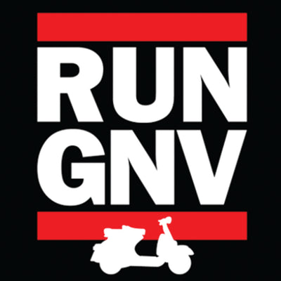 RUN GNV Black T-Shirt