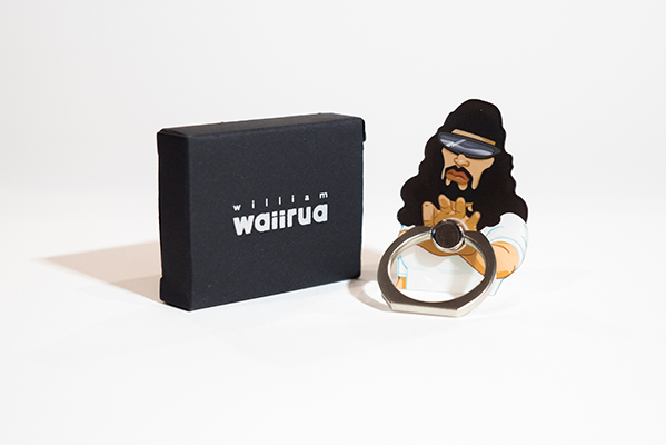 William Waiirua Phone Ring