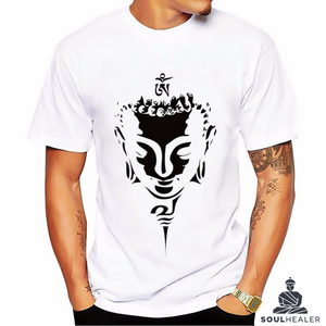 Buddha face Men's T-Shirt
