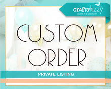 Shipping Update: New Address : Re-ship - CraftyKizzy