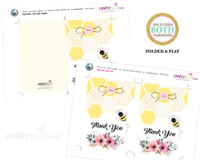 Mommy to bee thank you card