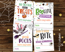Halloween Birthday Invitations for kids - Spooky Invitation - Halloween Party Invitations - CraftyKizzy