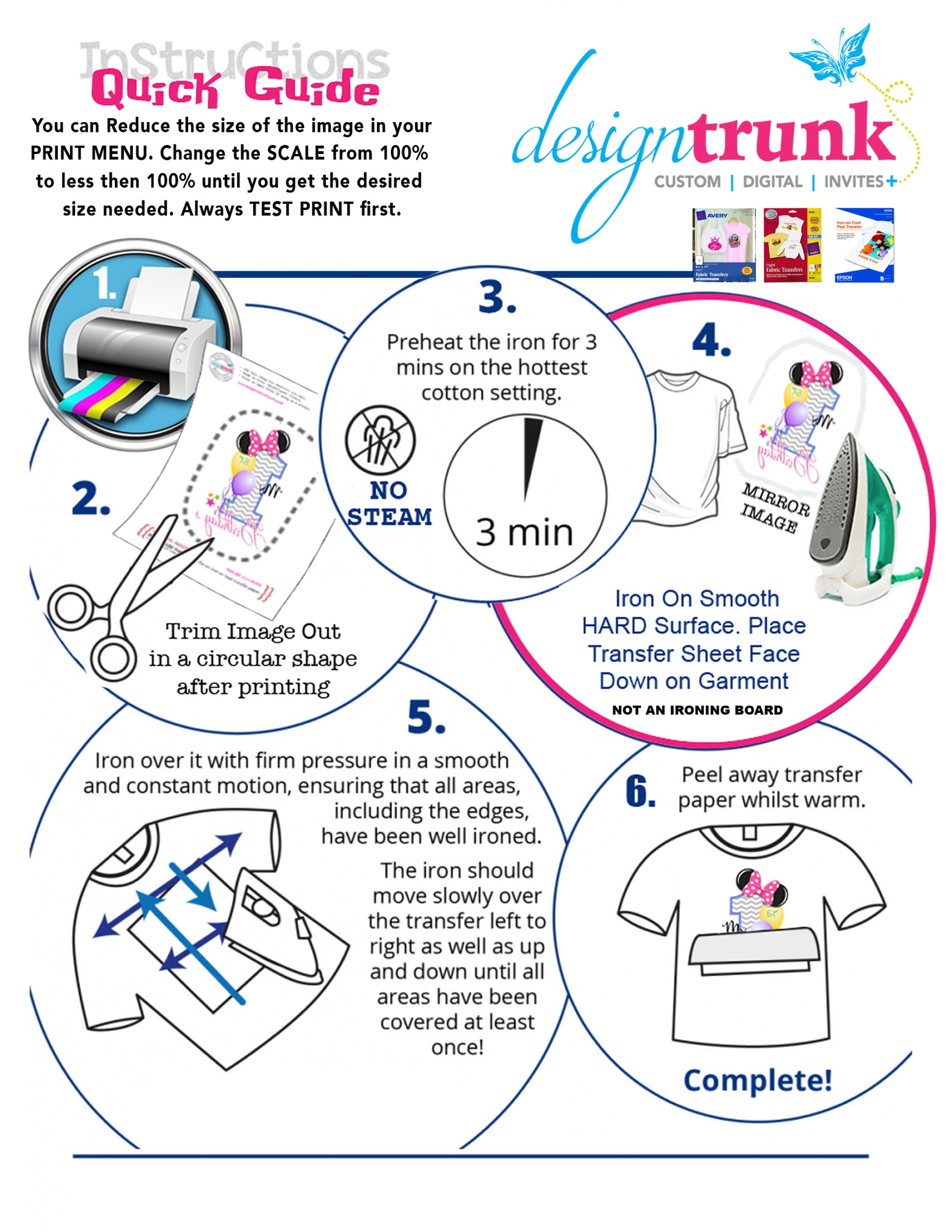 picture about Printable Transfers identify Imagine Xmas Blouse Iron Upon Electronic Decal - Uni