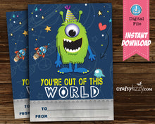 Out of this world Alien Valentines