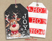 Christmas Holiday Gift Tags
