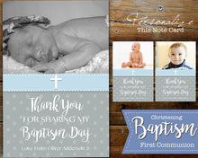 Boy Baptism Chocolate Bar Wrapper Printable Christening Favors - Light Blue First Holy Communion Hershey's Bar Label - Personalized - CraftyKizzy
