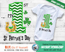 St Patricks Day Favors - Printable St Paddy's Party Favor - Hershey Bar Wrapper - St Patrick's Teacher Gift - Its Your Lucky Day - INSTANT DOWNLOAD
